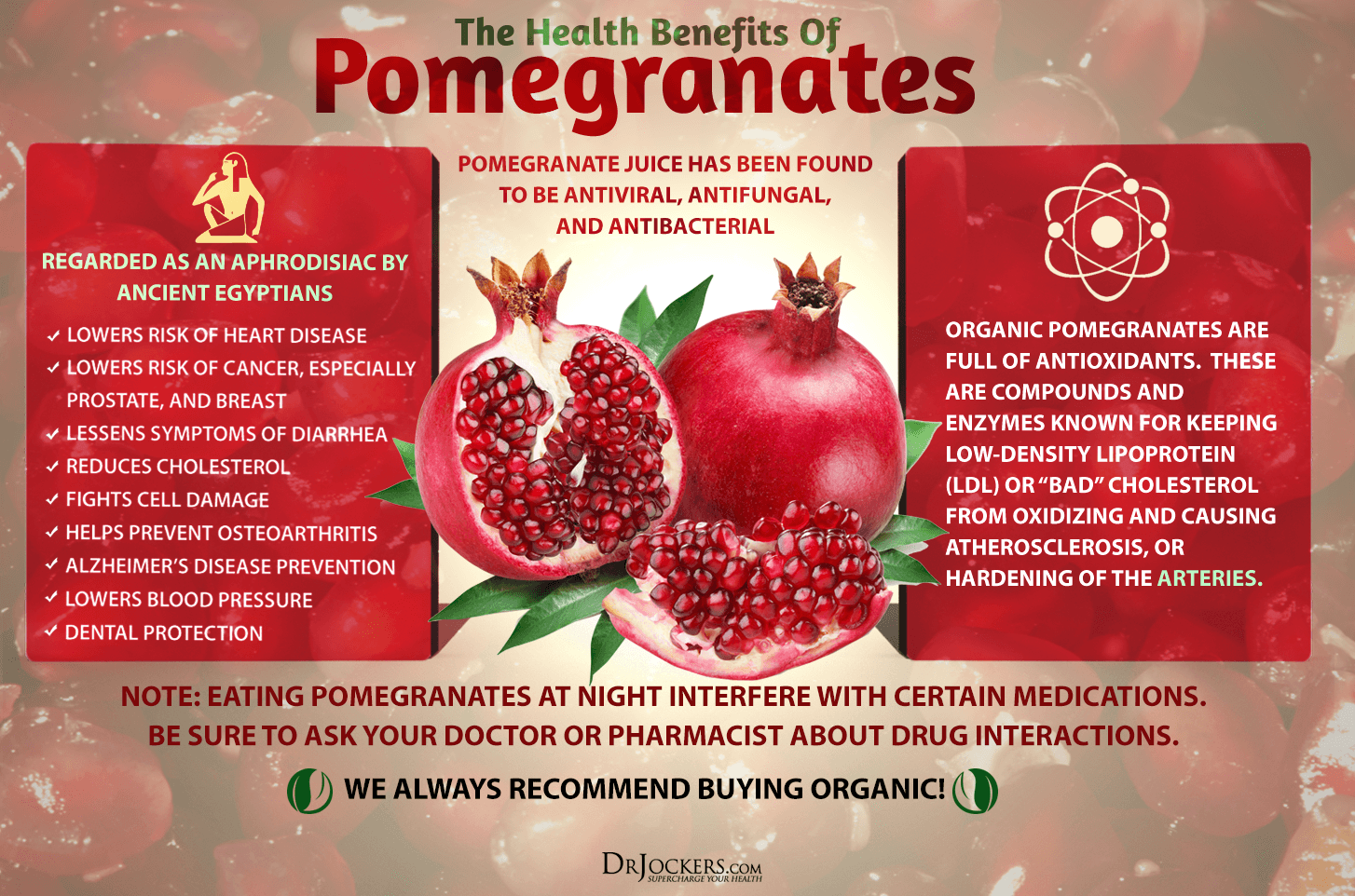 health benefits of pomegranate There are innumerable pomegranate seeds health benefits that have been regarded for generations read on for more information on nutritional value of pomegranate.