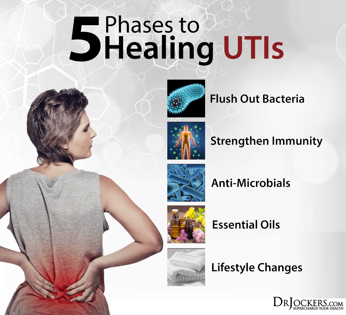 5 Phases To Heal Utis Naturally Drjockers Com