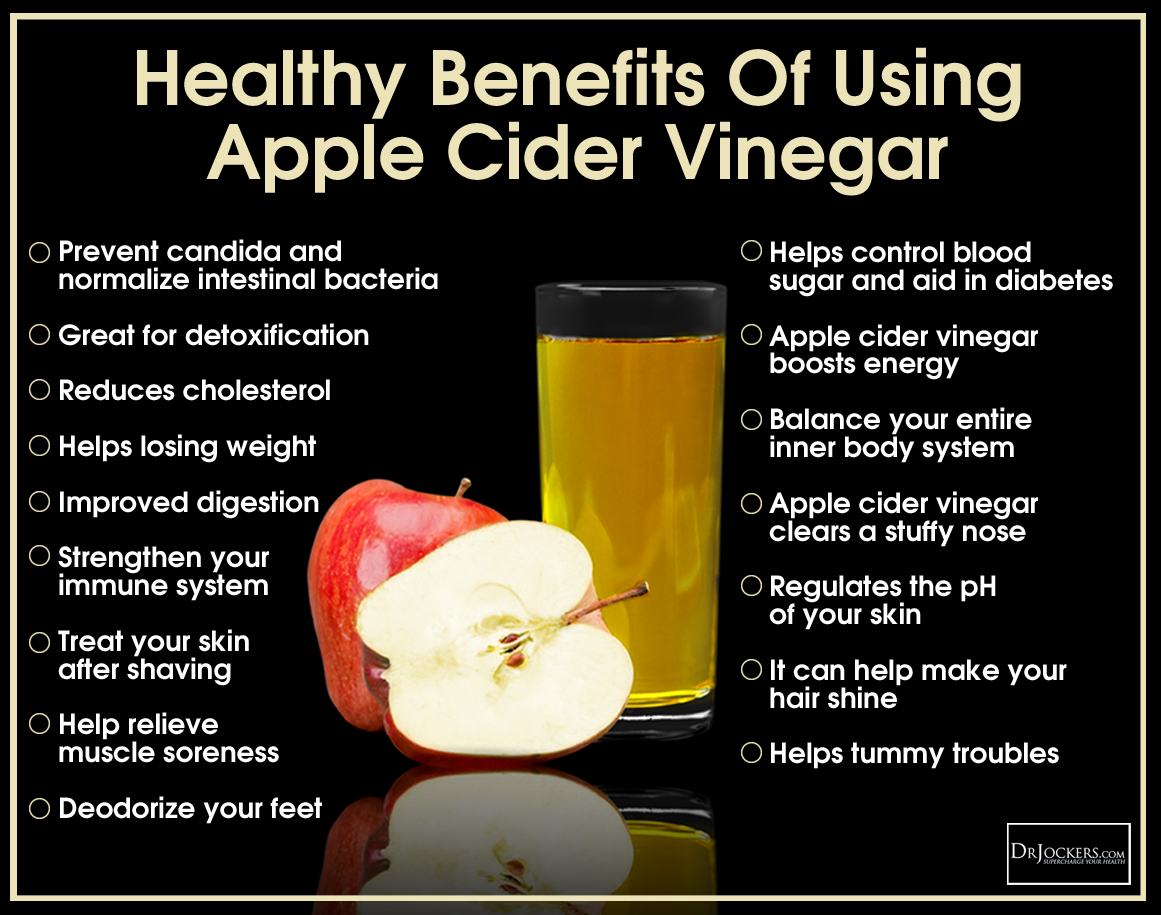 4 Ways To Use Apple Cider Vinegar On A Ketogenic Diet